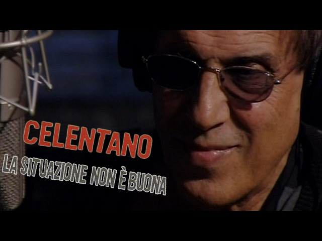 Adriano Celentano - La situazione non è buona (2007) | HD