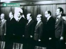 Чекисты проводили Председателя КГБ СССР Андропова на работу в ЦК КПСС, май,1982, сл