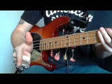 Louis Johnson EXTREME Slap Bass Exercise (Paul B) with Tab