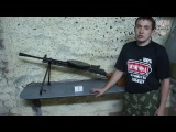 ДП-27 - СХ / Пулемёт Дягтярёва под холостой патрон