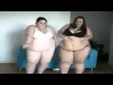 Толстые девки зажигают!