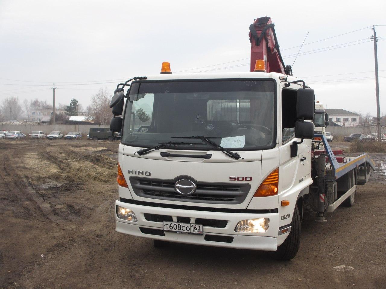 Эвакуация автомобилей в Сызрани