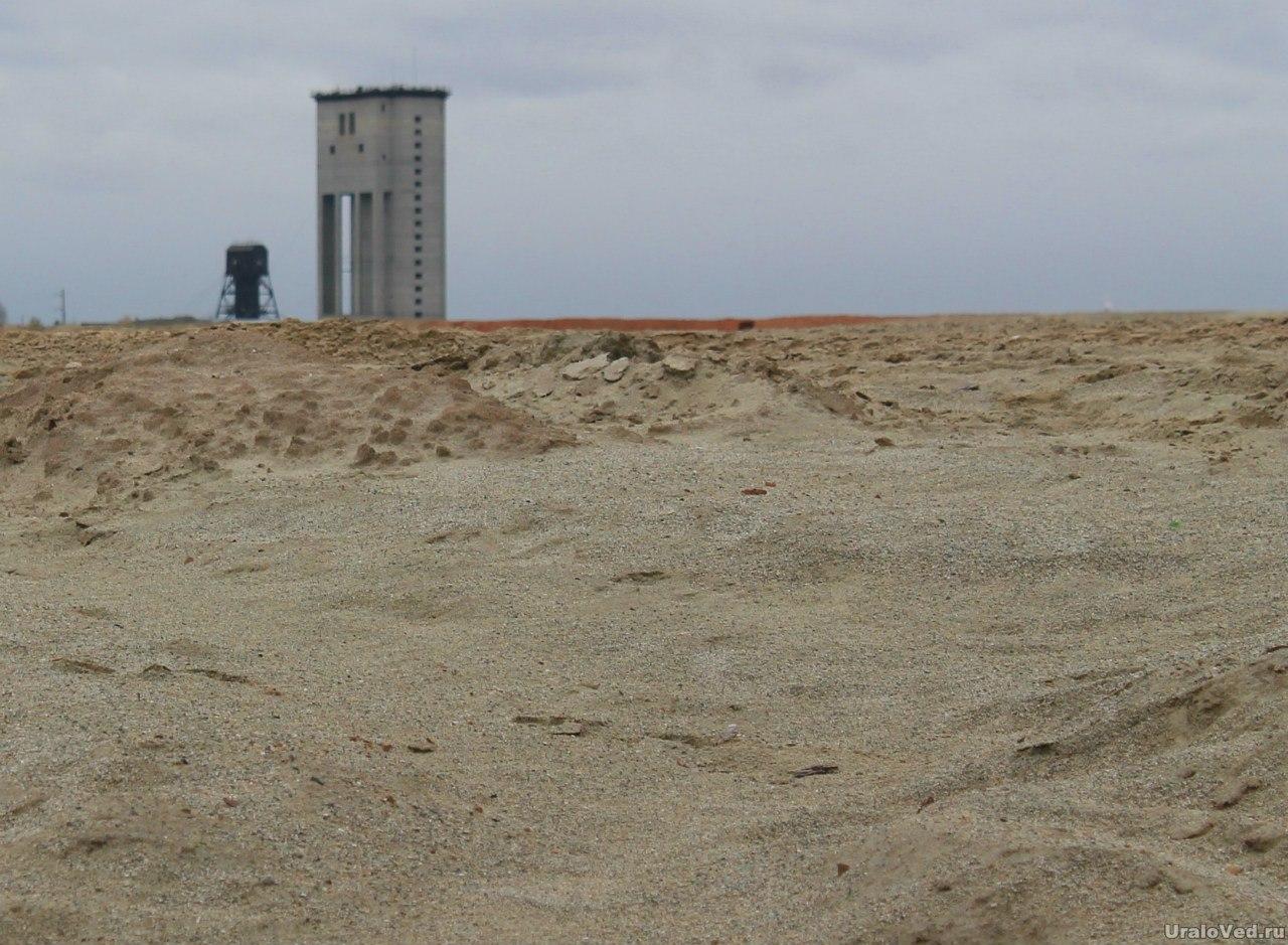Пески. Березовский