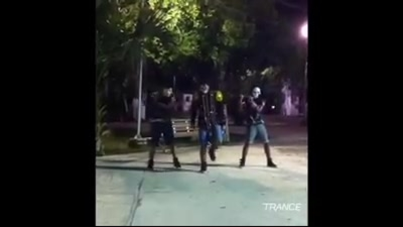 Dubsteb dance