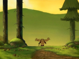 Страна Троллей 17 серия из 26 / Troll Tales Episode 17 (2003) Волшебная Палочка