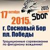 "Ралли-спринт ""Осенний SBor 2015"""