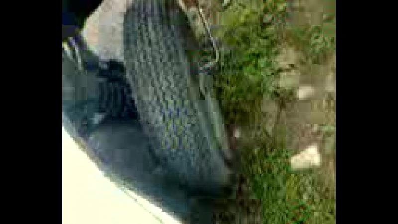 Покатушки 3 (провіряли тормоза поки не зламалася шарова)