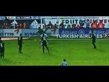 Выстрел Нолито в ворота Реала  FIRESPACE