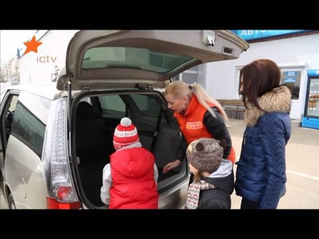 Opel Zafira, Mitsubishi Grandis и Ford C-MAX: тест семейных авто