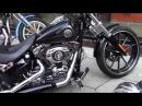 Магазин Harley Davidson в Манхэттене Нью Йорк США Русская Америка