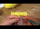вязание красивый и лёгкий узор просто крючком