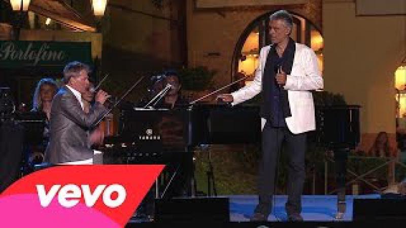 Andrea Bocelli Besame Mucho Live 2012