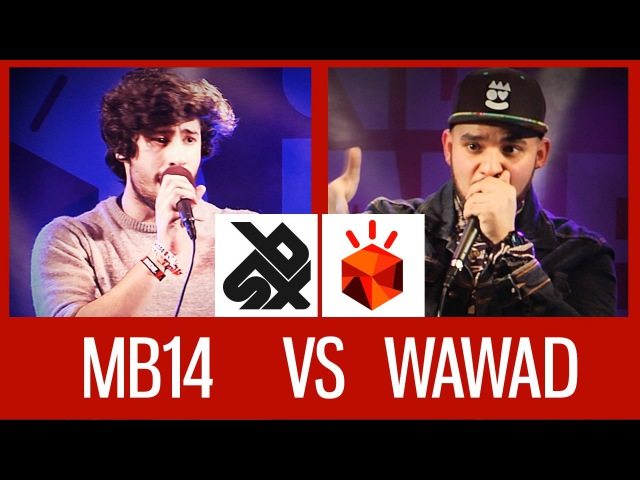 MB14 (FRA) vs WAWAD (FRA) | Grand Beatbox LOOPSTATION Battle '15 | SMALL FINAL