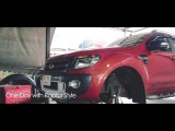 One Day with Ford Ranger T6 Raptor Style