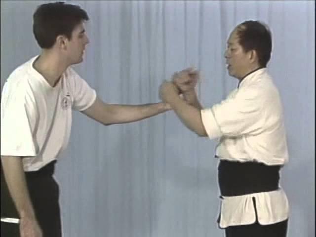 Выверты руки с дожимом кисти (с ч31 по ч39) Tai-Chi Chuan armlock уроки тай_чи Болевые приемы