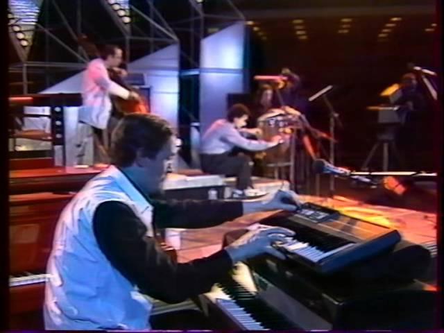 Джаз-Ансамбль Аллегро - Концерт в Останкино, 1988 год.