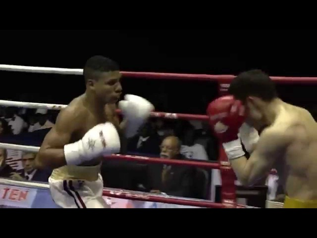WSB Season V: Yosvany Veitía Soto vs Yong Chang - 6 Feb.2015