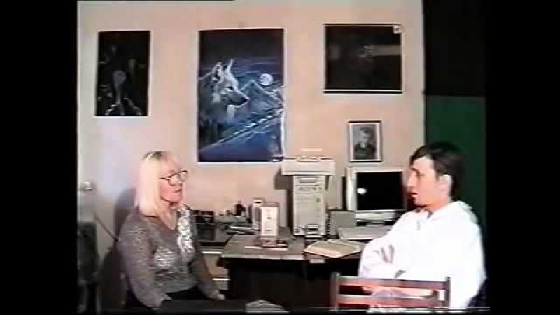 Интервью Владимиром Пятибратом