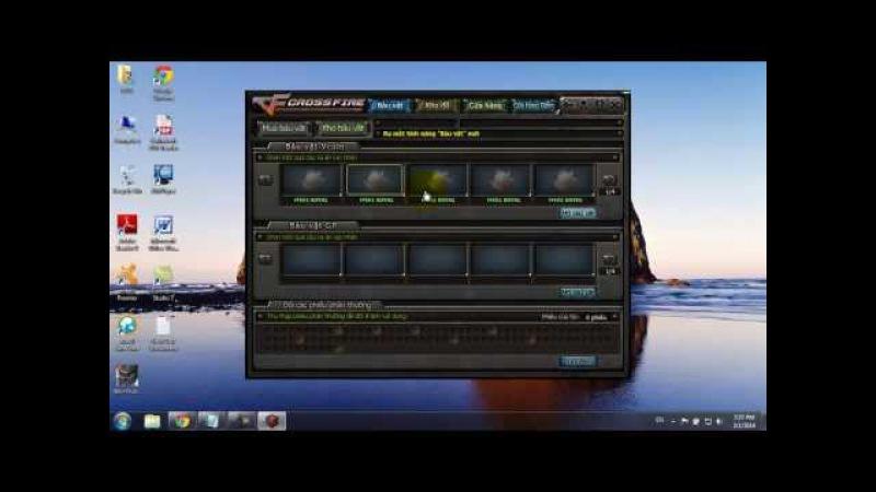 Hướng dẫn download cf offline y như online