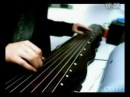 Very beatiful chinese instrument --ancient zither 古琴 卧龙吟