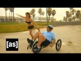 Cops On Recumbent Bikes   Tim and Eric Awesome Show, Great Job!   Adult Swim