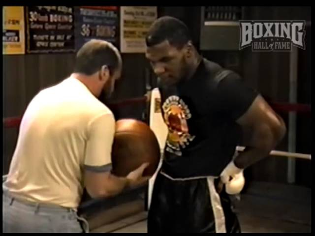 Mike Tyson Destroys Another Medicine Ball