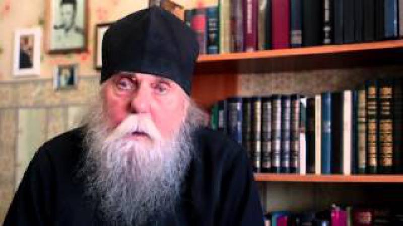 Монах Глеб О наших днях и о духовных подвигах наших дней