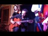 Blue Skies (Gypsy Jazz) - Gonzalo Bergara Quartet with Leah Zeger on Violin