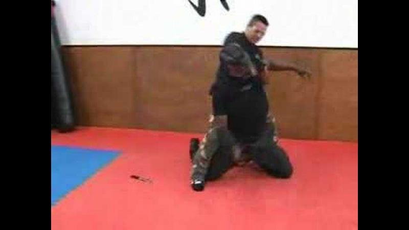 Silat Suffian Bela Diri - Shock Blade Entries - Speed Kill