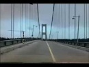 Tacoma Narrows Bridge Collapse Gallopin' Gertie