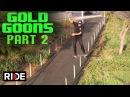 Gold Wheels video presents Gold Goons Part 2