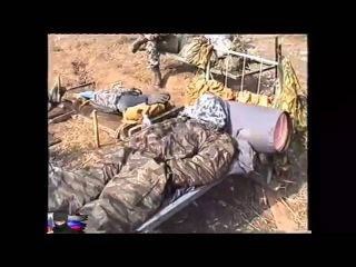 Война в Чечне  Ранее не выкладывалось! 1 часть)