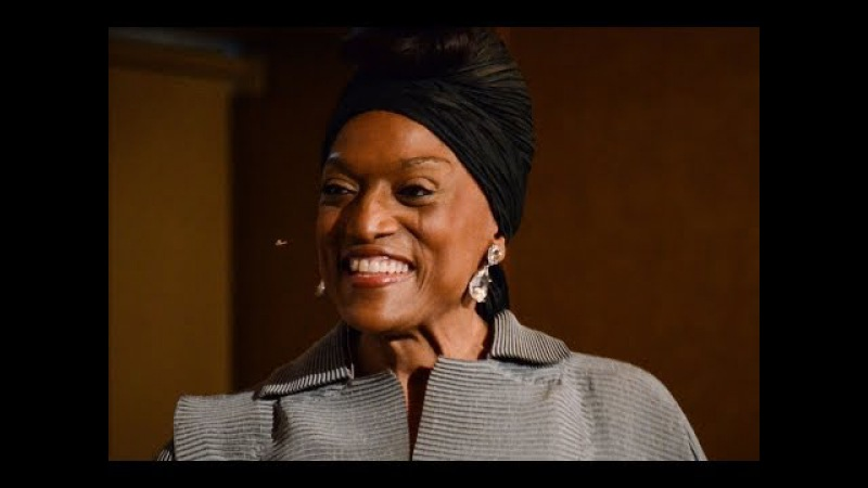 Jessye Norman Stand Up Straight and Sing!