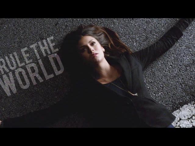 • Multifandom || Rule The World [HBD SENI] Marie S