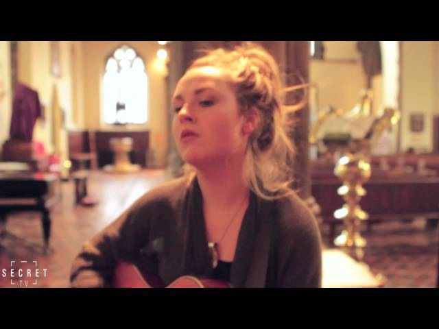 Shannon Saunders All I Want (Kodaline Cover) Secret TV
