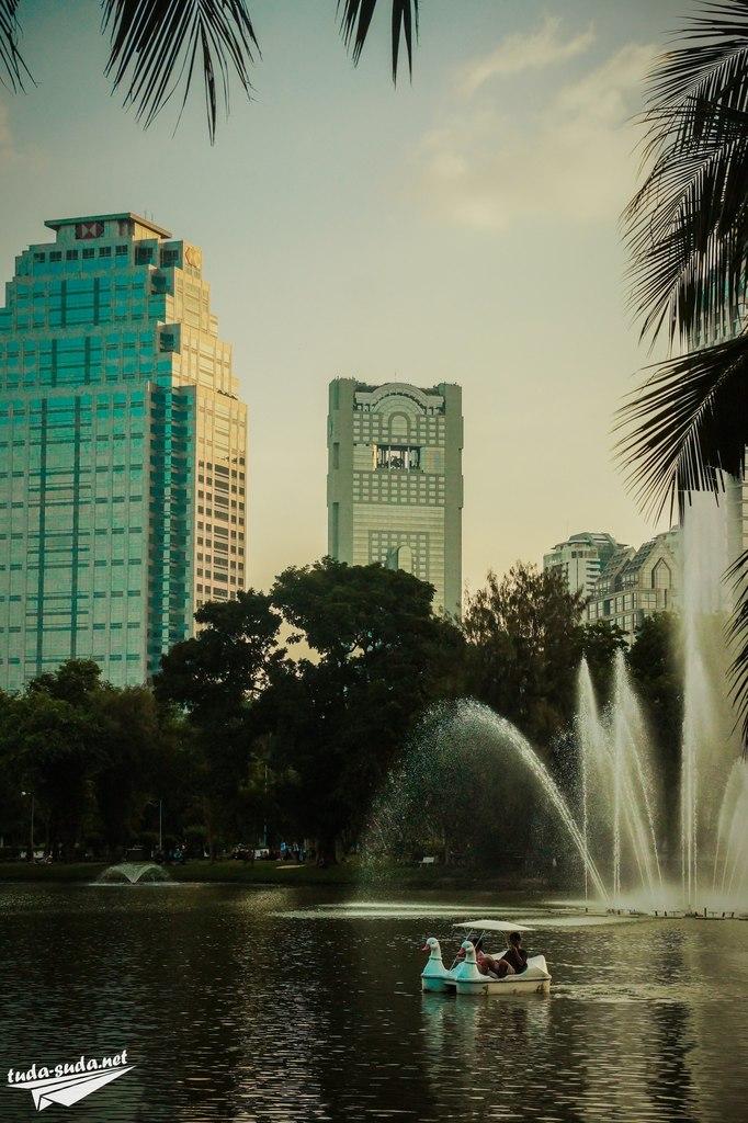 Пруд Бангкок