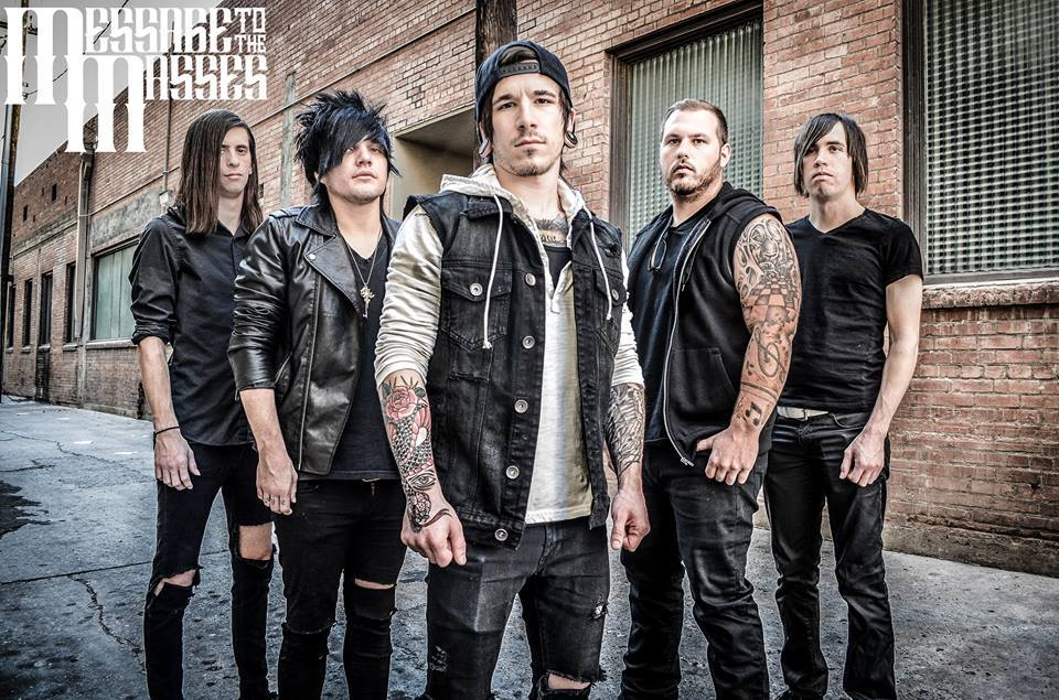 Message To The Masses – Open Your Eyes [Single] (2015)
