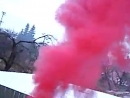 TRIPLEX Red цветной дым Калуга smoke_kaluga