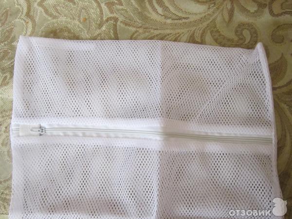 Отзыв: Мешок для стирки белья в стиральной машине Home Queen в стиральной м