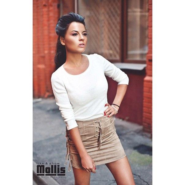Mollis Модная Женская Одежда