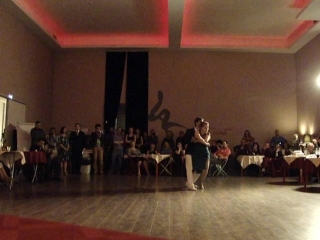 Tatyana Berenzaft  Ilya Ligostaev, Russian Tango Congress N#1