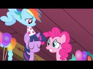 Мой маленький пони Сезон 1 Серия 25 Дружба это Чудо My little pony Frendship is Magic