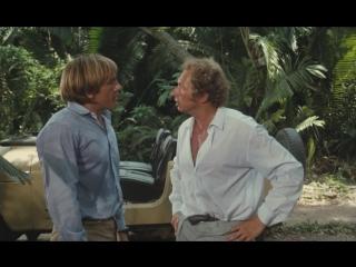 Невезучие / La chèvre (1981) / Комедия, Кинокомедия, Приключенческий фильм, Детективный фильм