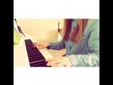 Adele-Skyfall (piano cover)