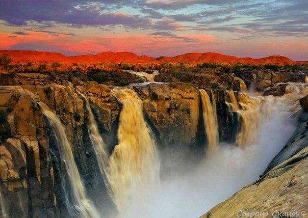 Лучшие водопады мира Фото