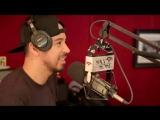 Behind The Scenes look at Mike Shinoda from Linkin Park on Sixx Sense