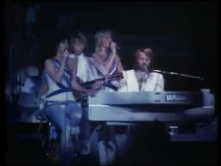 ABBA I Have A Dream - Unedited Live (Wembley Arena 1979) HQ