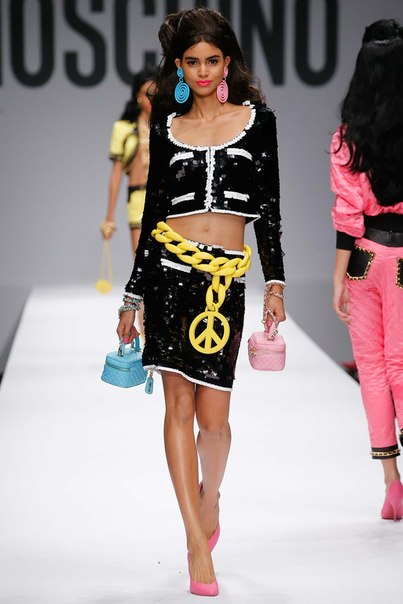 Moschino. Spring 2015. Ready-to-Wear. (6 фото) - картинка