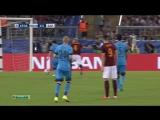 Рома - Барселона 1-1 (16 сентября 2015 г, Лига чемпионов)