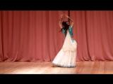 1 место в конкурсе индийского танца - Ситара Харьков